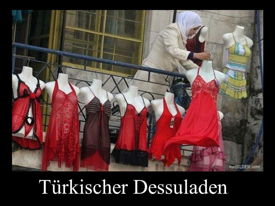 Türkischer Dessuladen