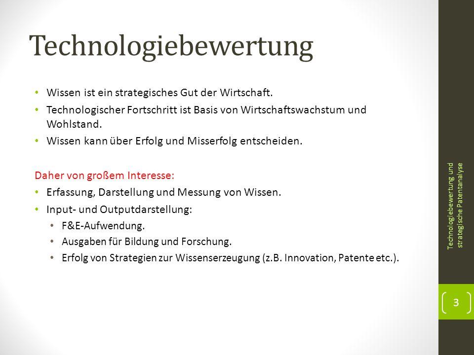 Technologiebewertung