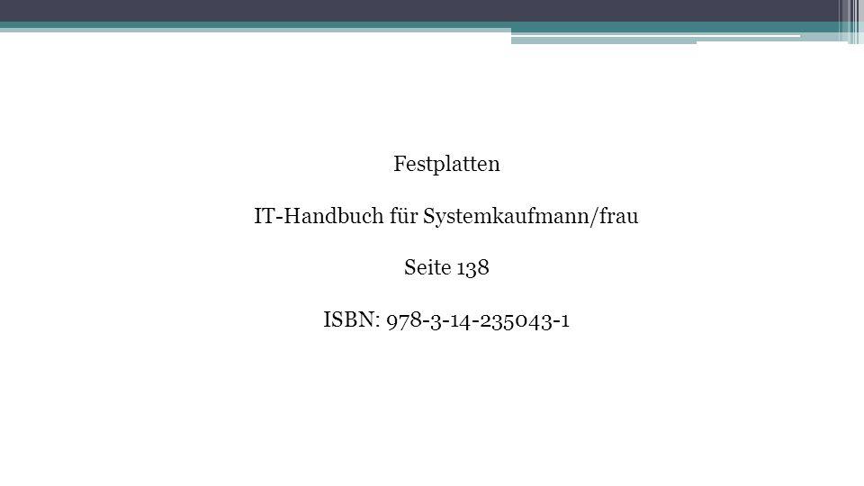 IT-Handbuch für Systemkaufmann/frau