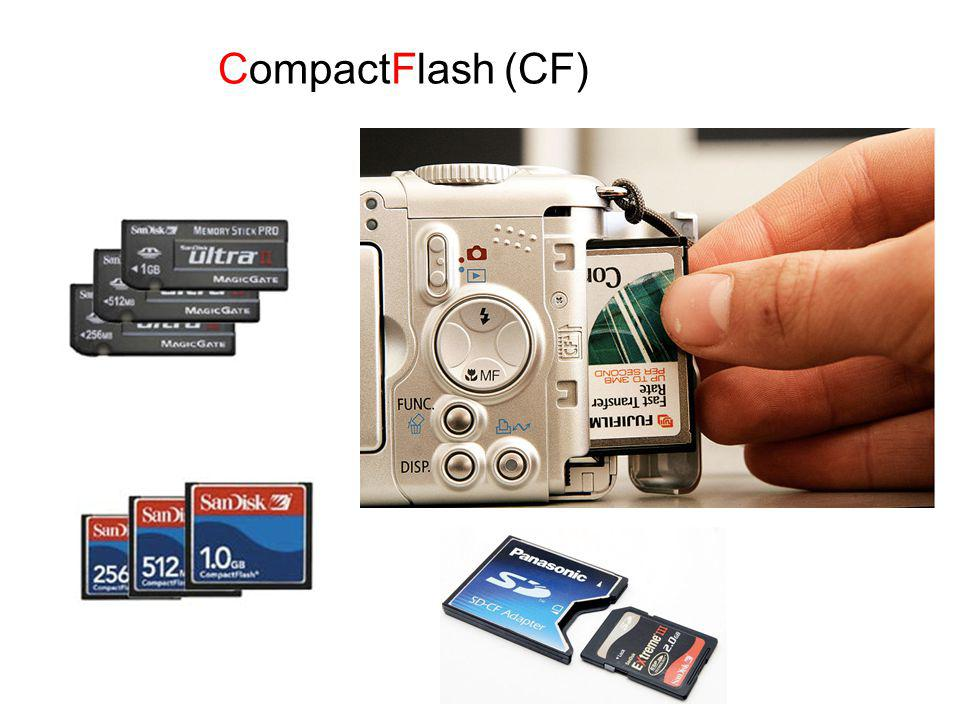 CompactFlash (CF)