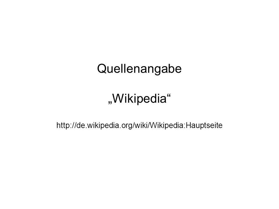 "Quellenangabe ""Wikipedia http://de. wikipedia"