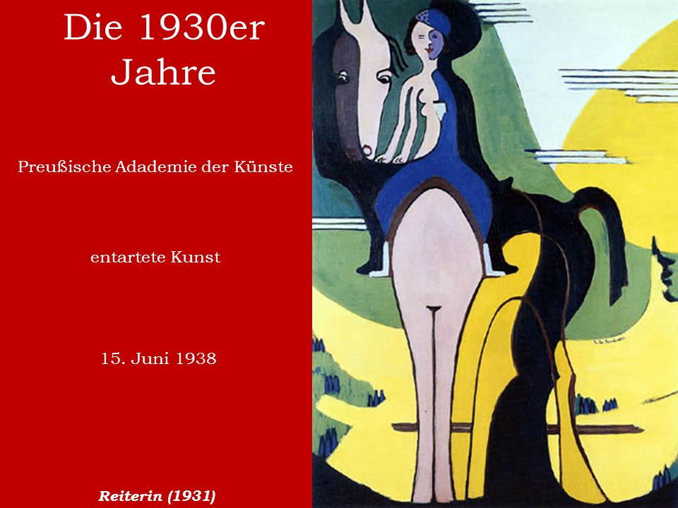 Preußische Adademie der Künste