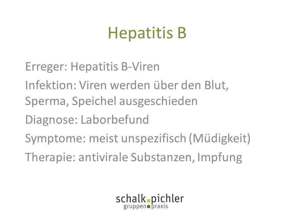 Hepatitis B Erreger: Hepatitis B-Viren