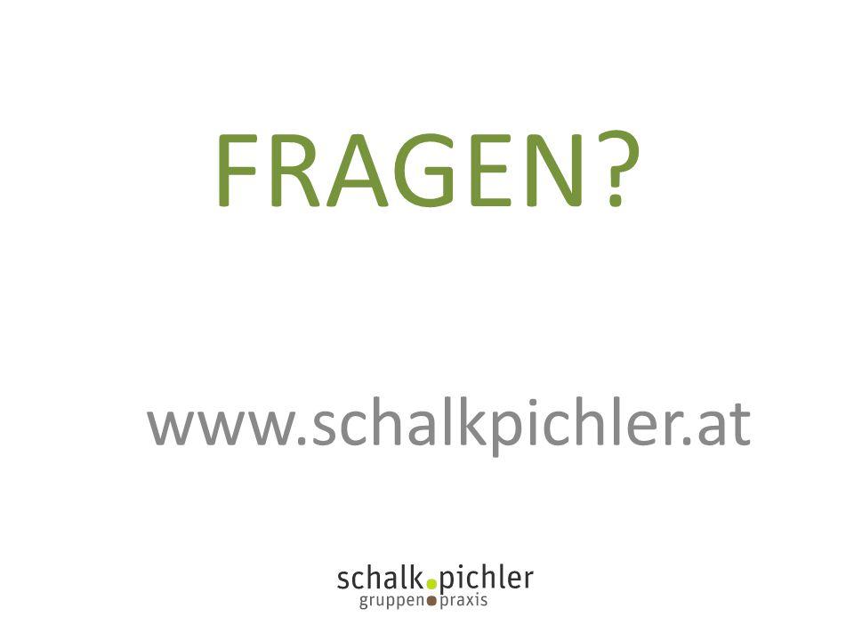 FRAGEN www.schalkpichler.at