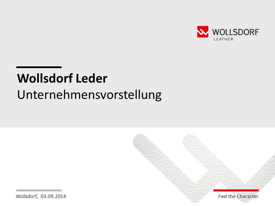 Wollsdorf Leder Unternehmensvorstellung