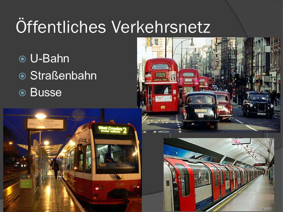 Öffentliches Verkehrsnetz
