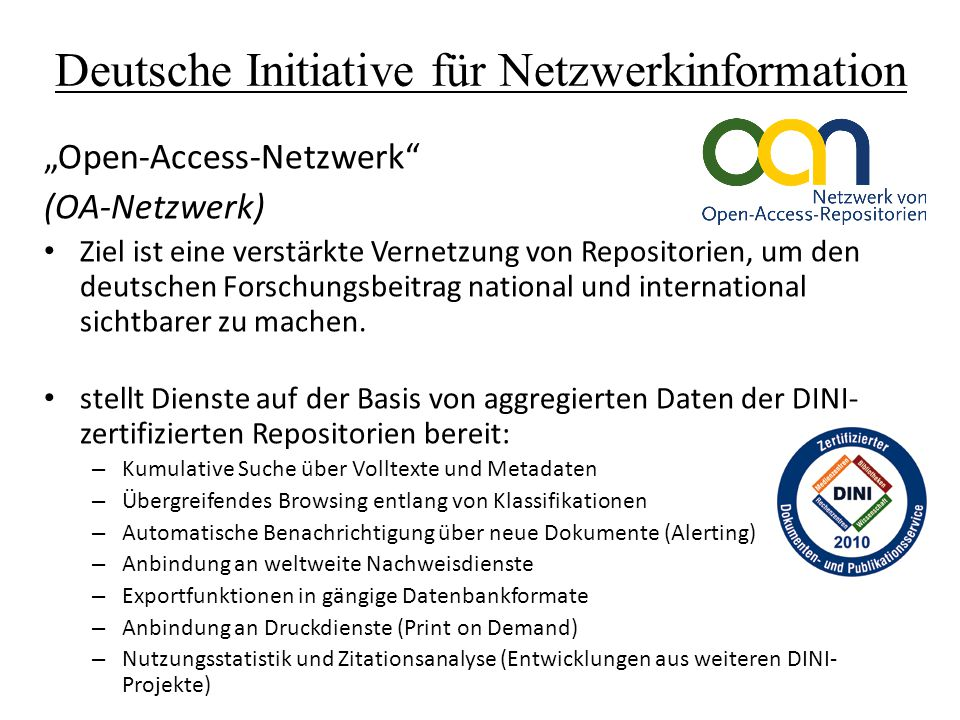 Deutsche Initiative für Netzwerkinformation