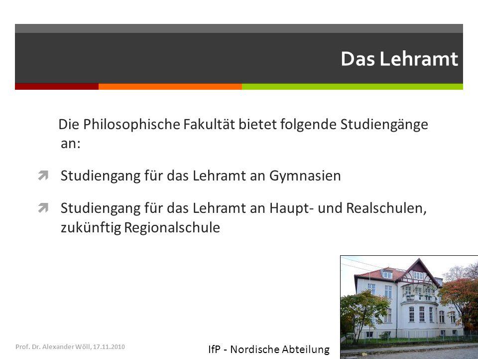 Das Lehramt Die Philosophische Fakultät bietet folgende Studiengänge an: Studiengang für das Lehramt an Gymnasien.