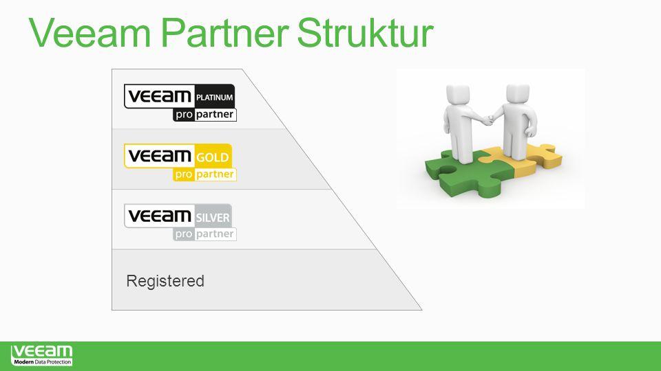 Veeam Partner Struktur