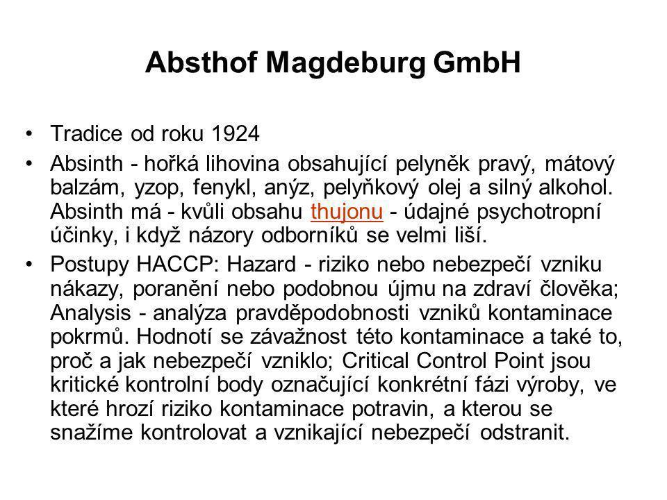 Absthof Magdeburg GmbH