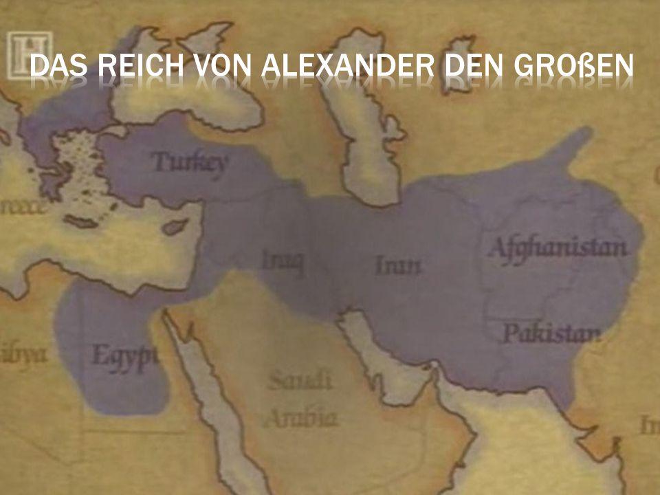Das Reich Von Alexander Den Großen