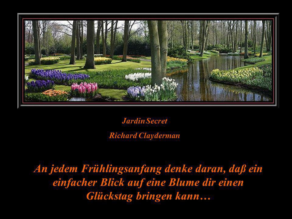 Jardin Secret Richard Clayderman.