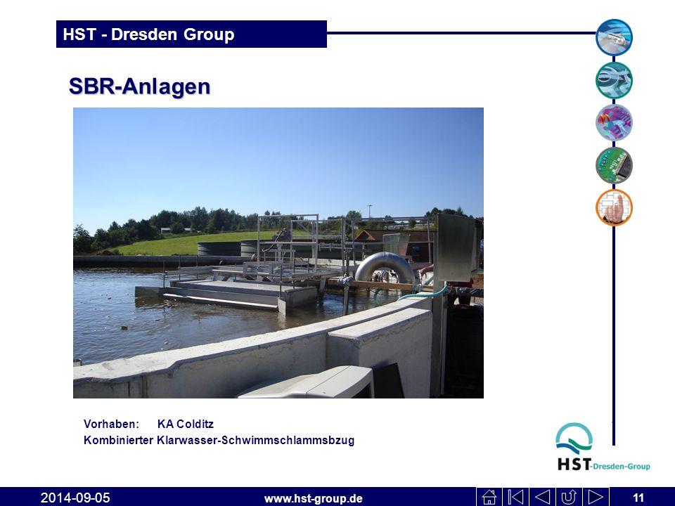 SBR-Anlagen 2017-04-06 Vorhaben: KA Colditz