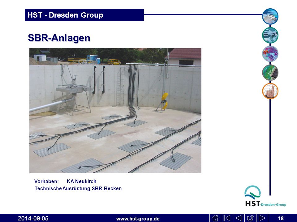 SBR-Anlagen 2017-04-06 Vorhaben: KA Neukirch
