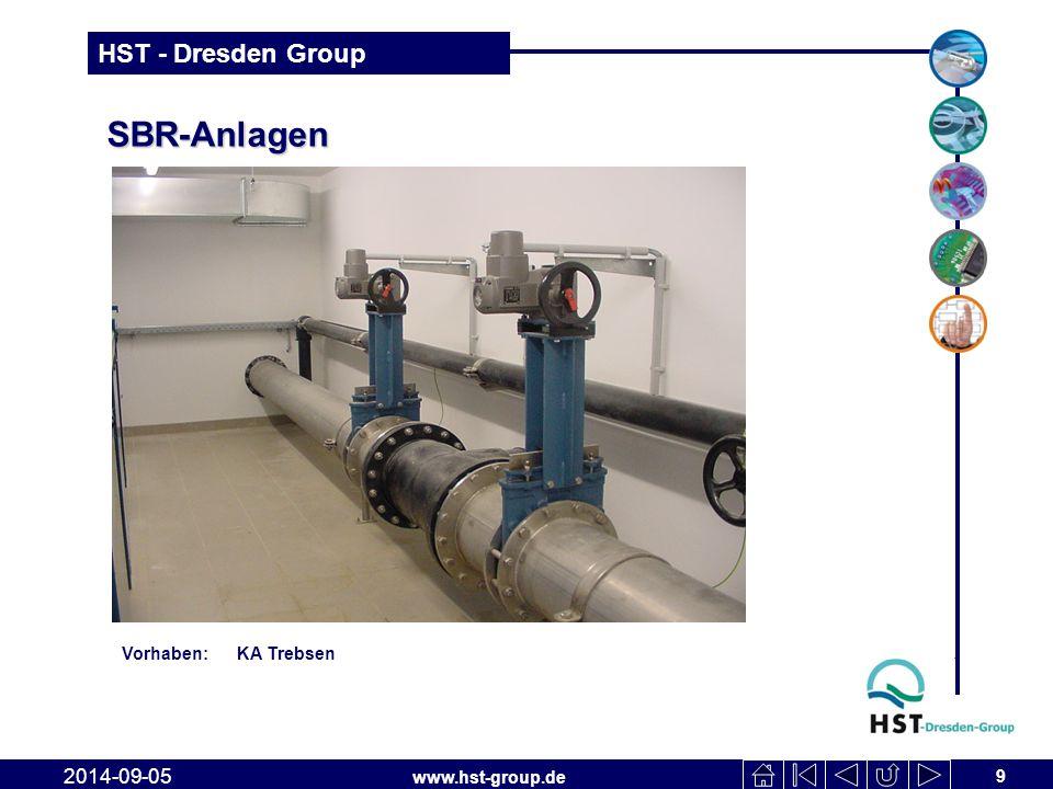 SBR-Anlagen Vorhaben: KA Trebsen 2017-04-06