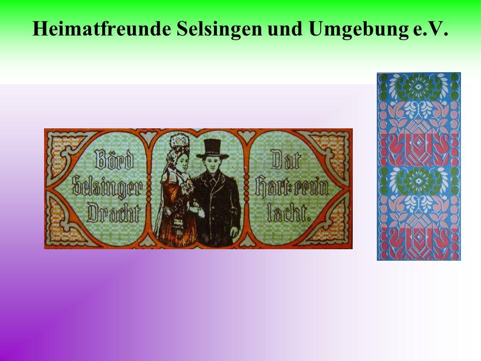 Heimatfreunde Selsingen und Umgebung e.V.