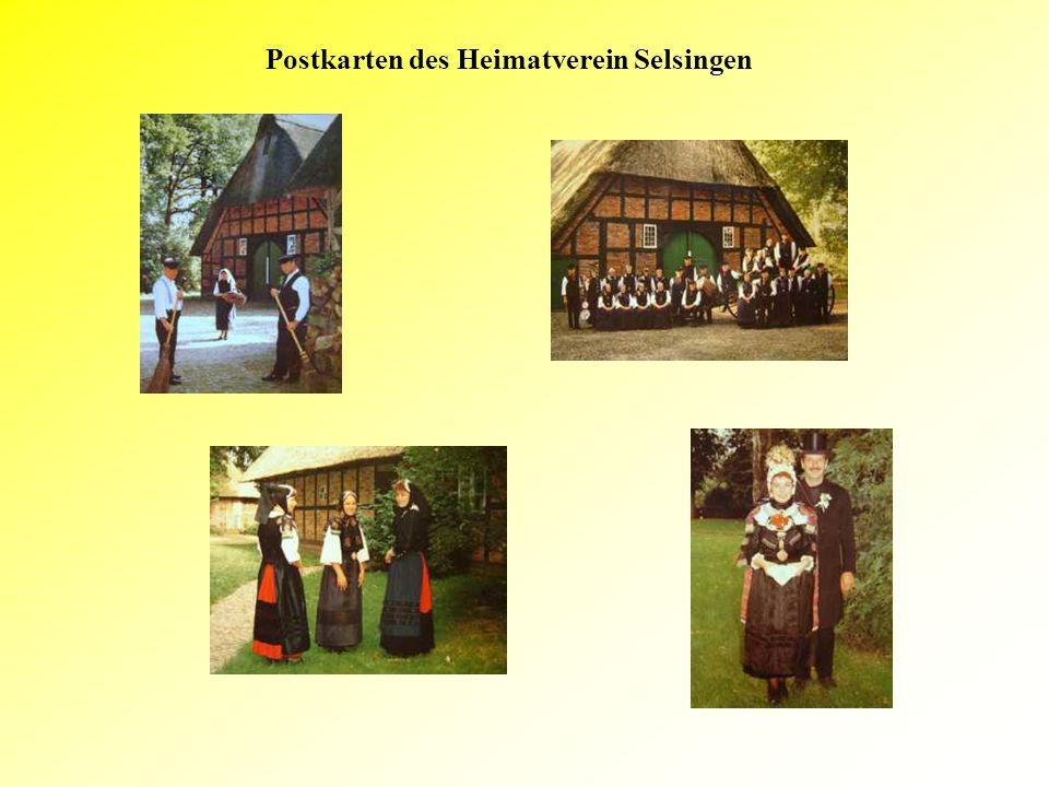 Postkarten des Heimatverein Selsingen