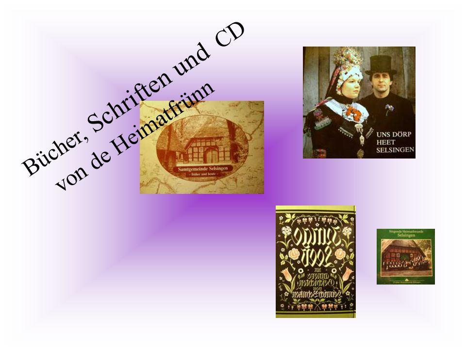 Bücher, Schriften und CD