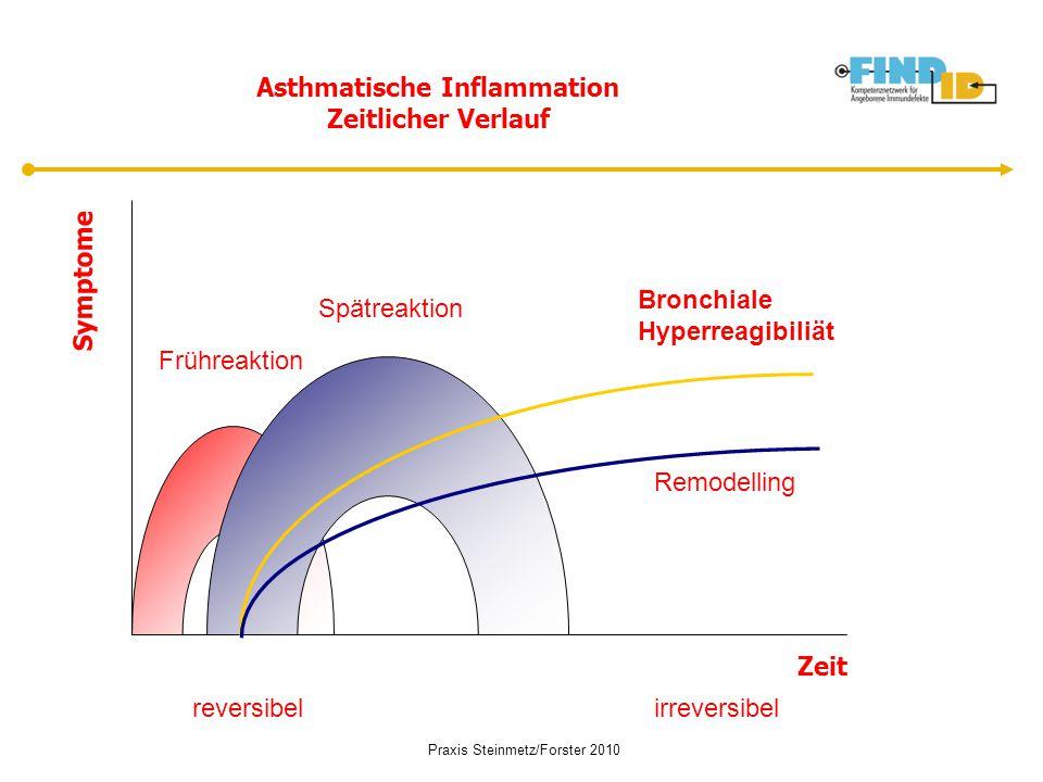 Asthmatische Inflammation