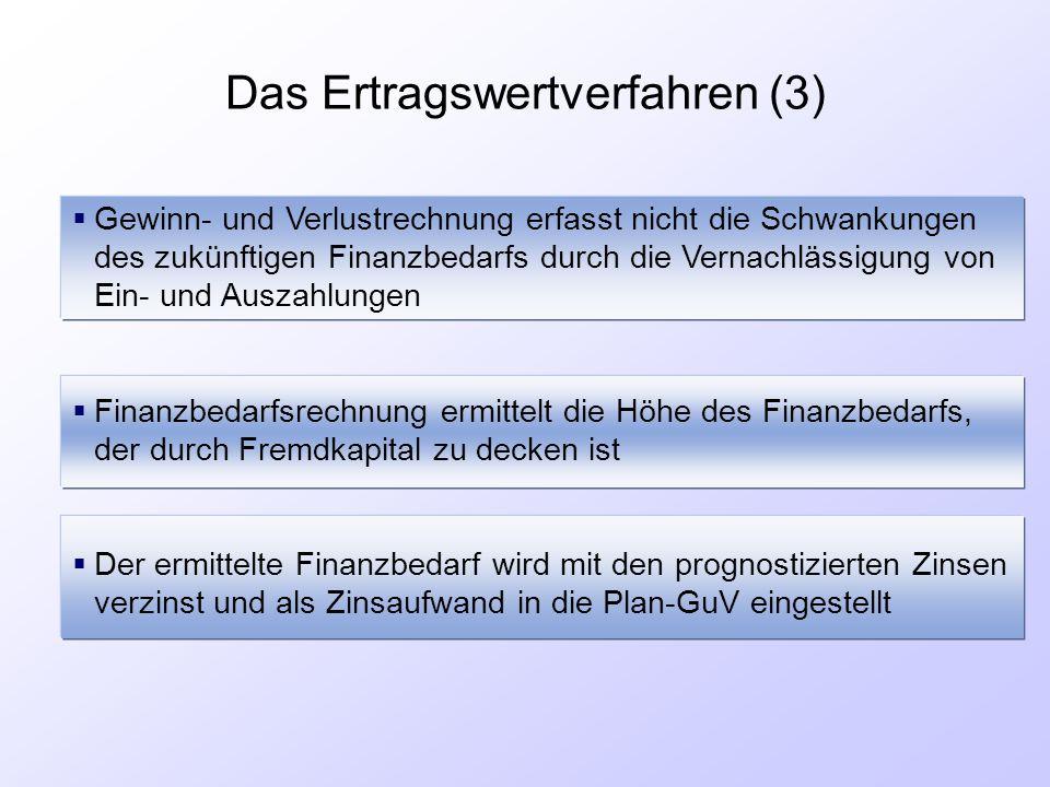 Das Ertragswertverfahren (3)