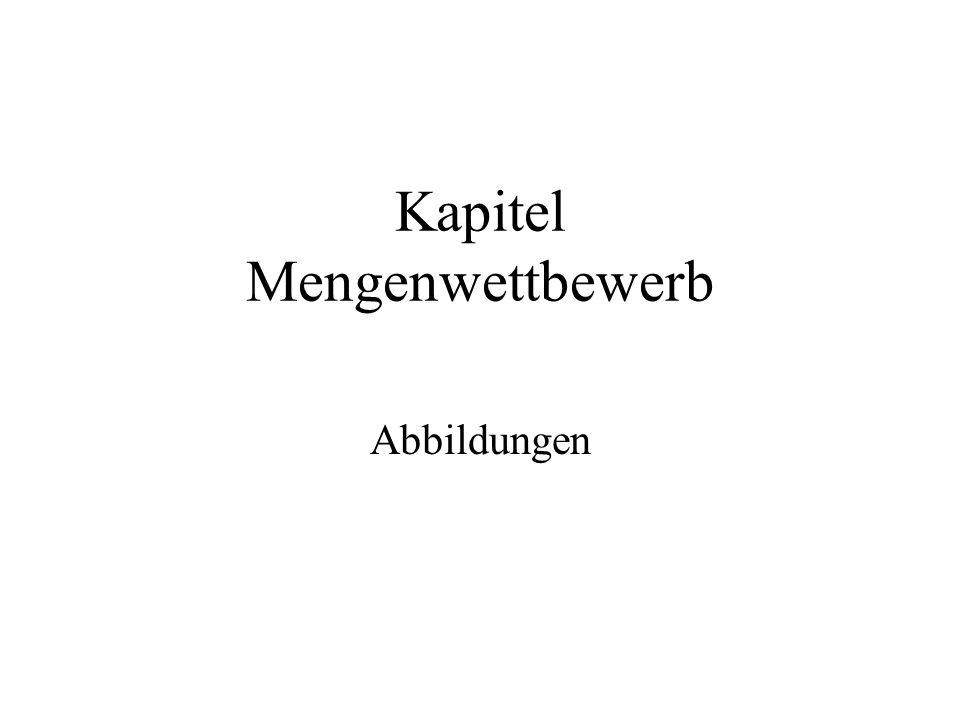 Kapitel Mengenwettbewerb