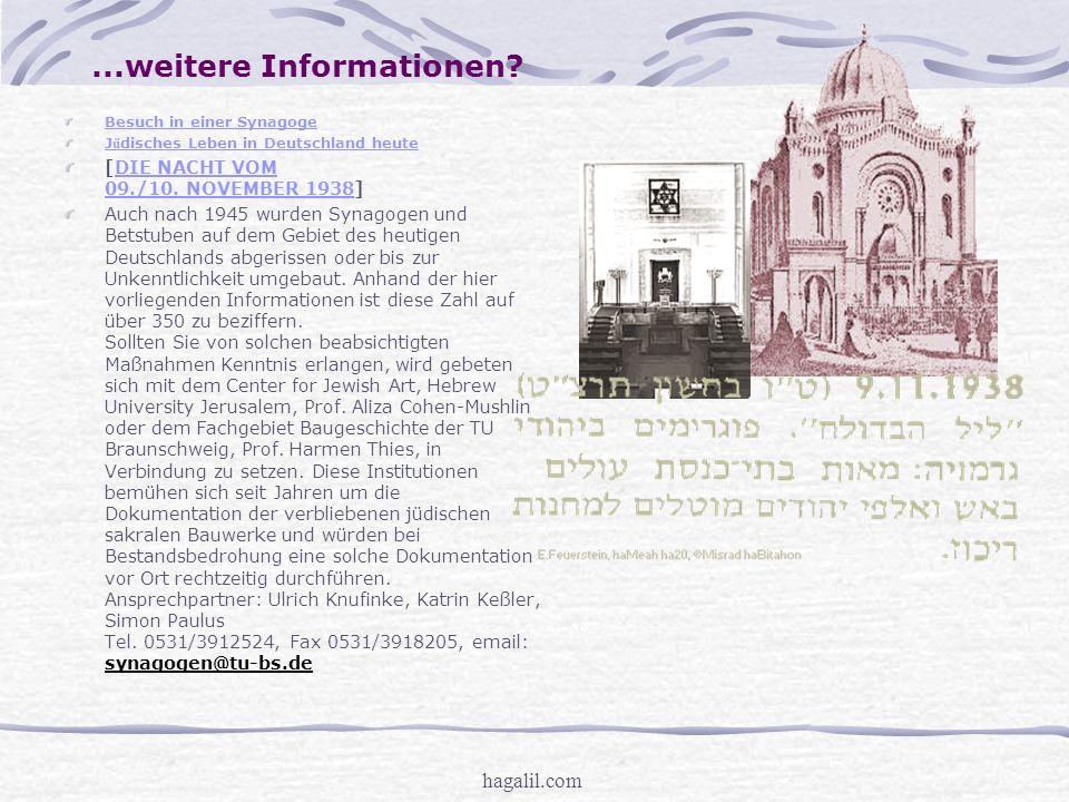 ...weitere Informationen