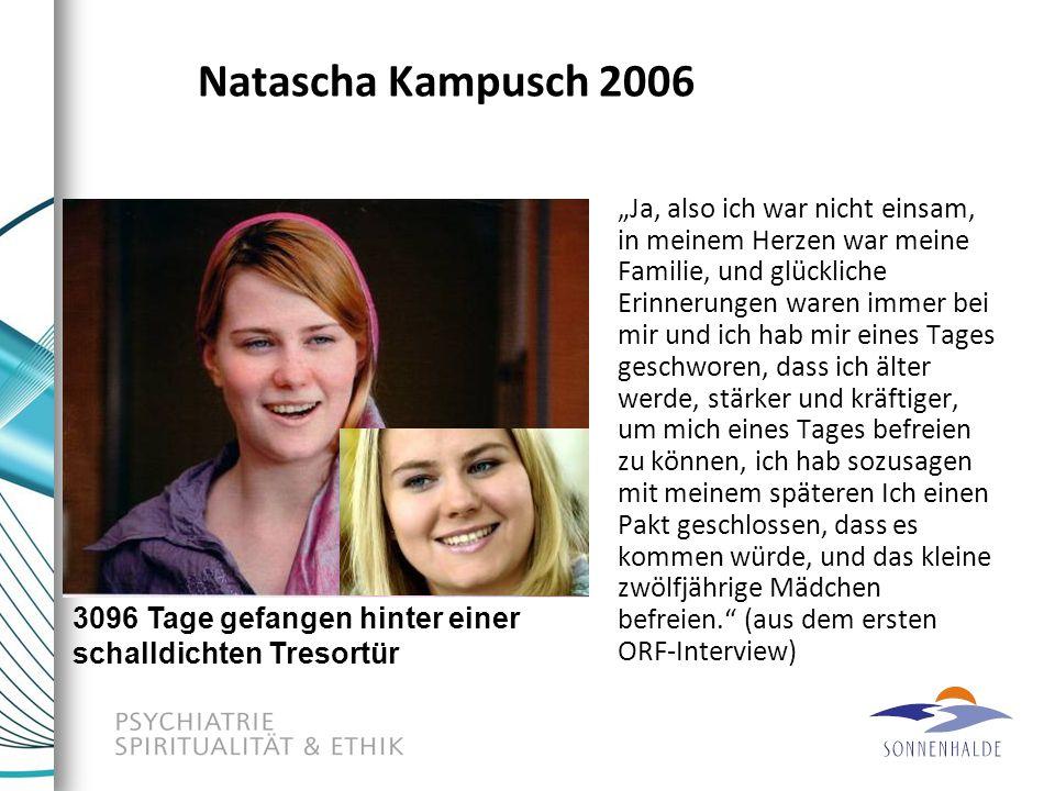 Natascha Kampusch 2006