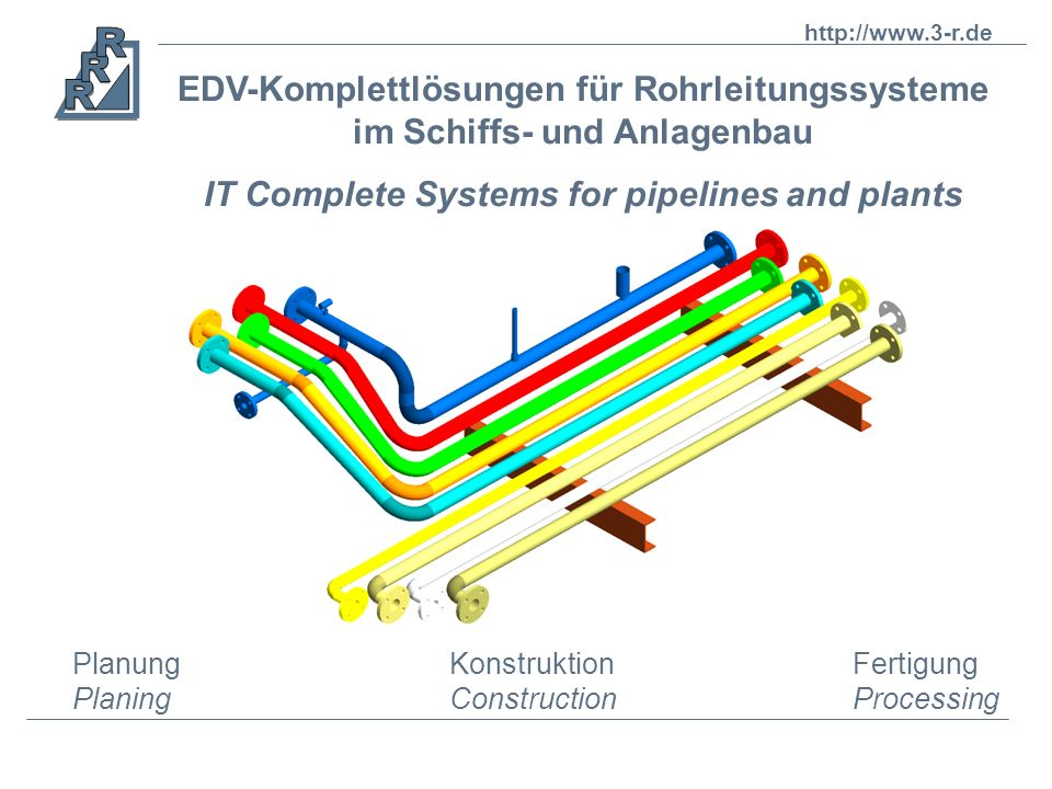 IT Complete Systems for pipelines and plants