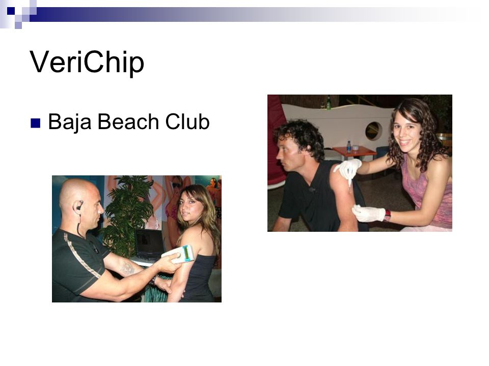 VeriChip Baja Beach Club