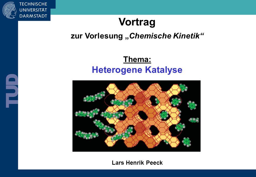 """zur Vorlesung """"Chemische Kinetik"""