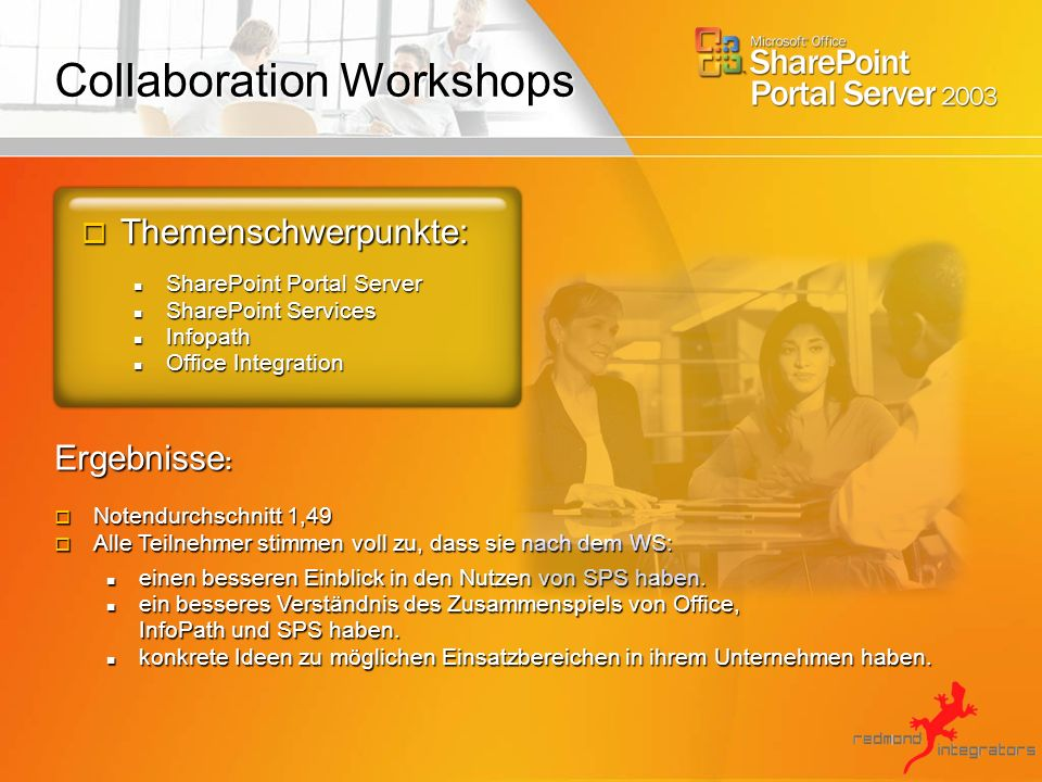 Collaboration Workshops
