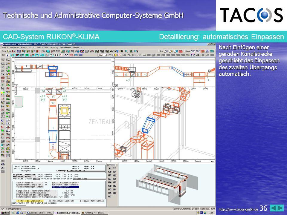 Technische und Administrative Computer-Systeme GmbH