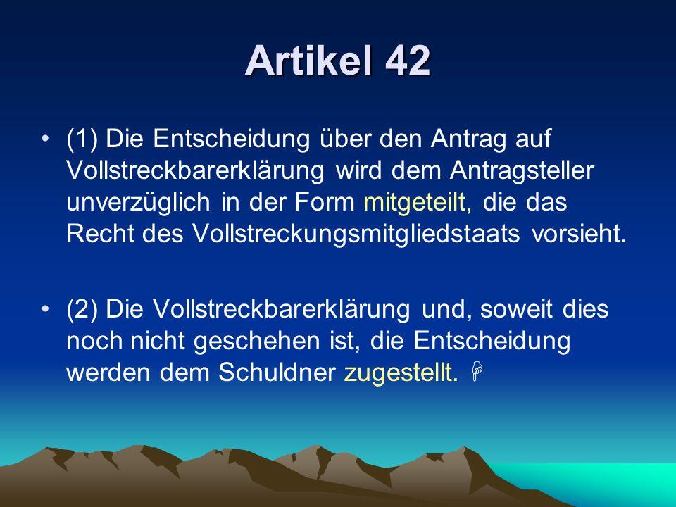Artikel 42