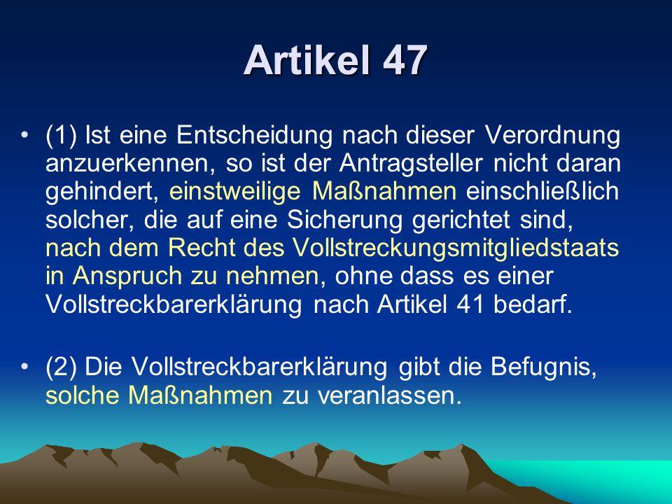 Artikel 47