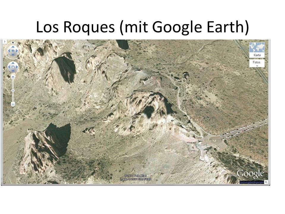 Los Roques (mit Google Earth)