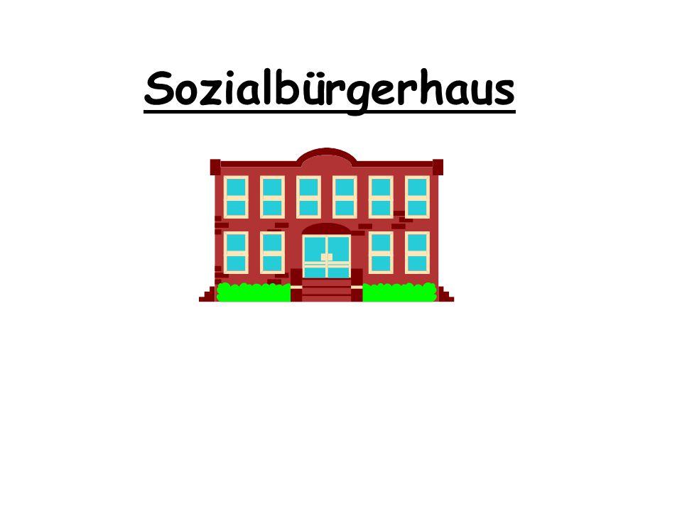 Sozialbürgerhaus