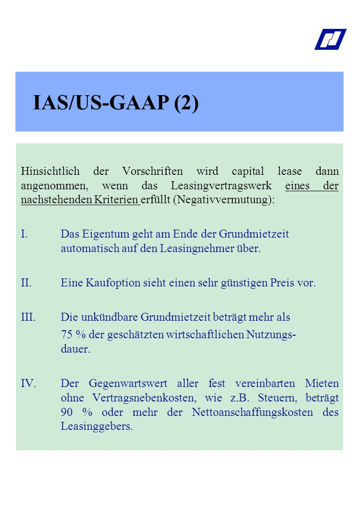IAS/US-GAAP (2)