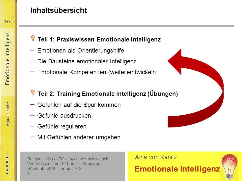 Emotionen als Orientierungshilfe