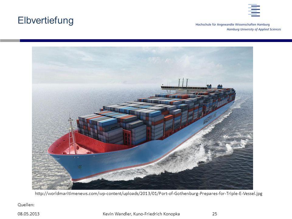 Elbvertiefung http://worldmaritimenews.com/wp-content/uploads/2013/01/Port-of-Gothenburg-Prepares-for-Triple-E-Vessel.jpg.