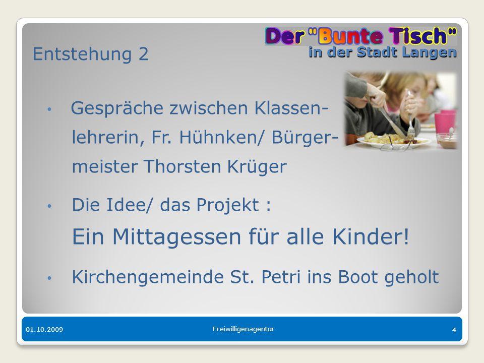 Gespräche zwischen Klassen- lehrerin, Fr. Hühnken/ Bürger-