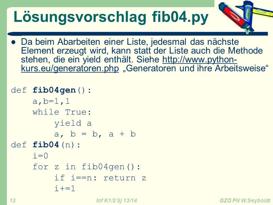 Lösungsvorschlag fib04.py