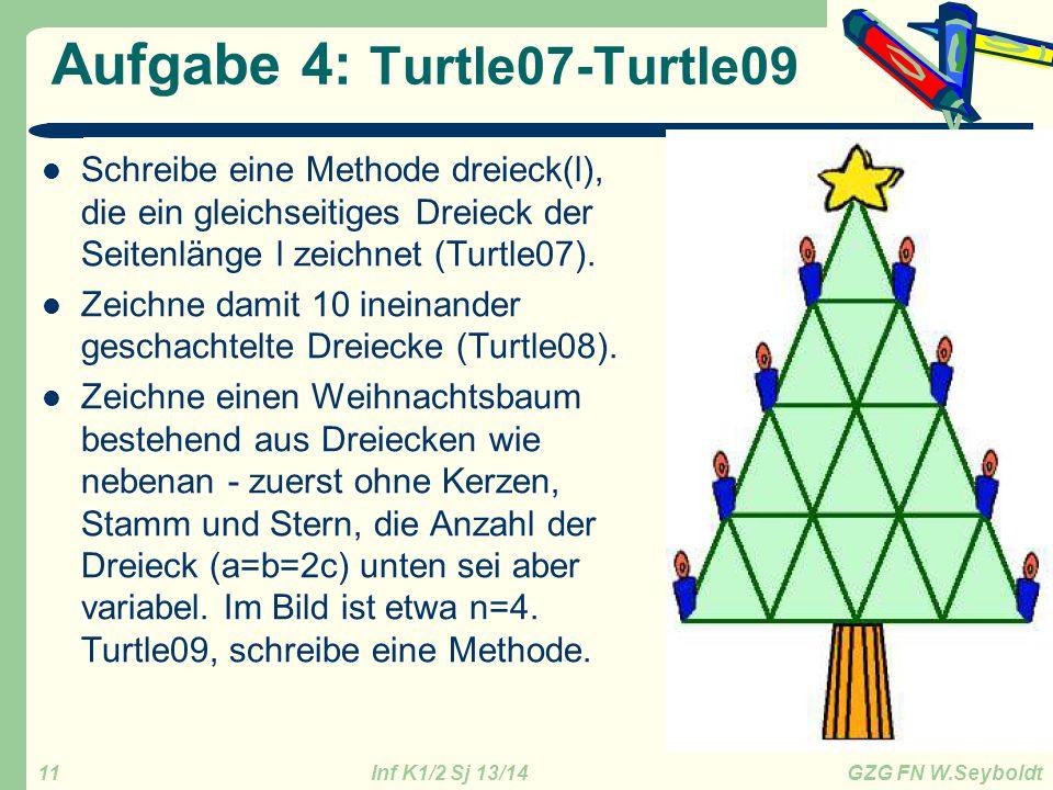 Aufgabe 4: Turtle07-Turtle09