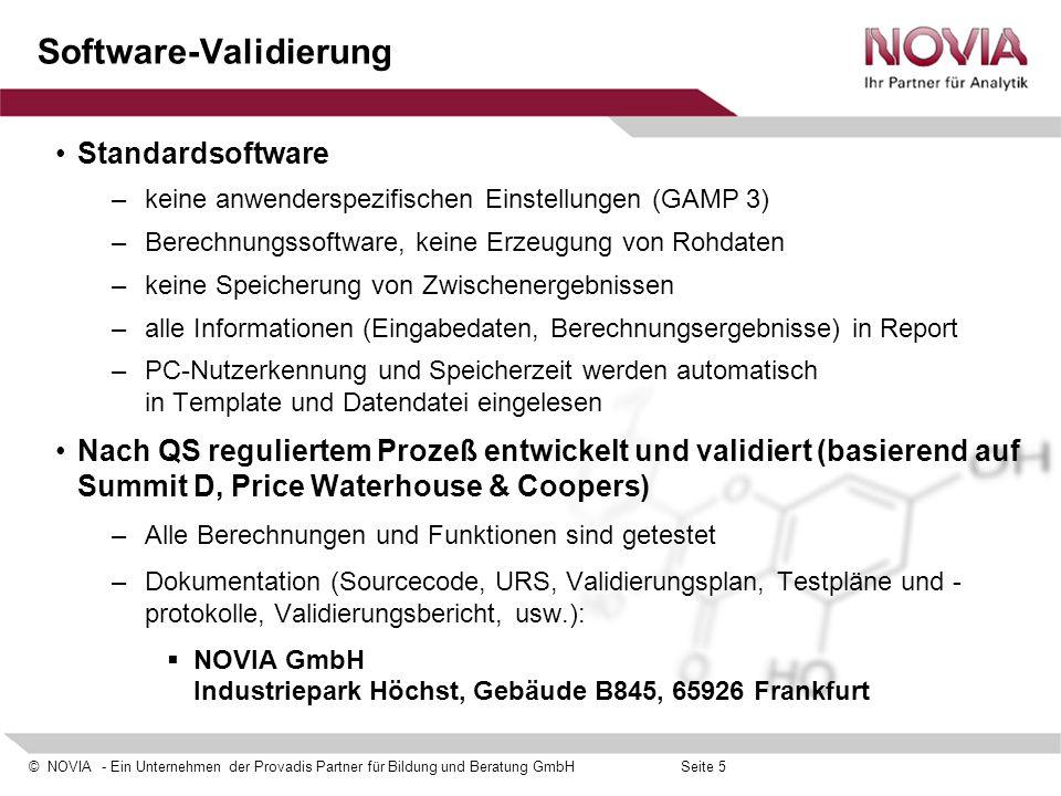 Software-Validierung