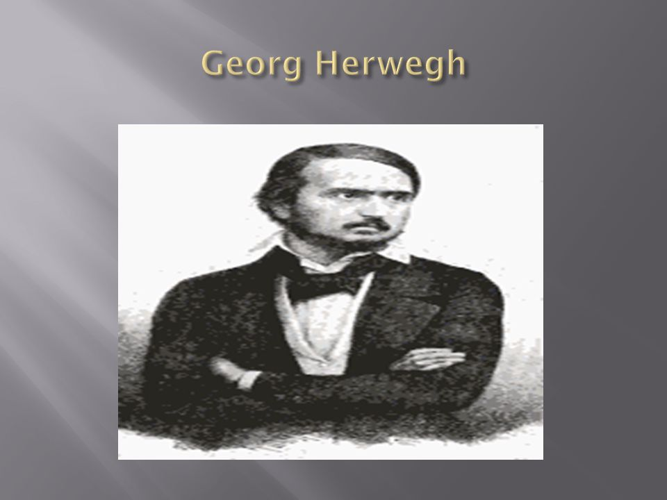 Georg Herwegh