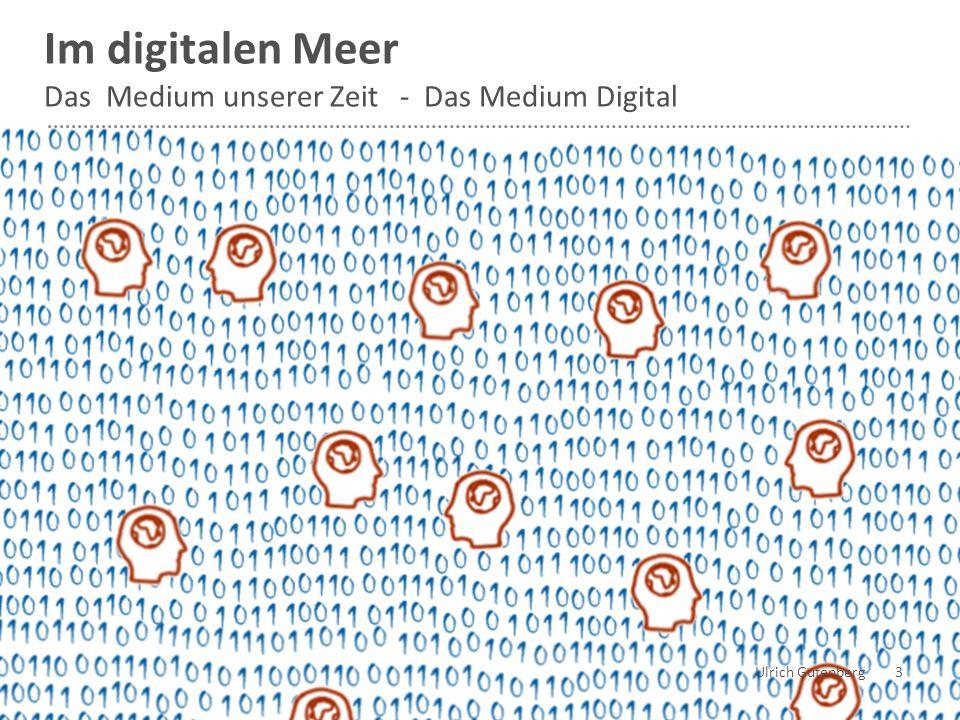 Im digitalen Meer Das Medium unserer Zeit - Das Medium Digital