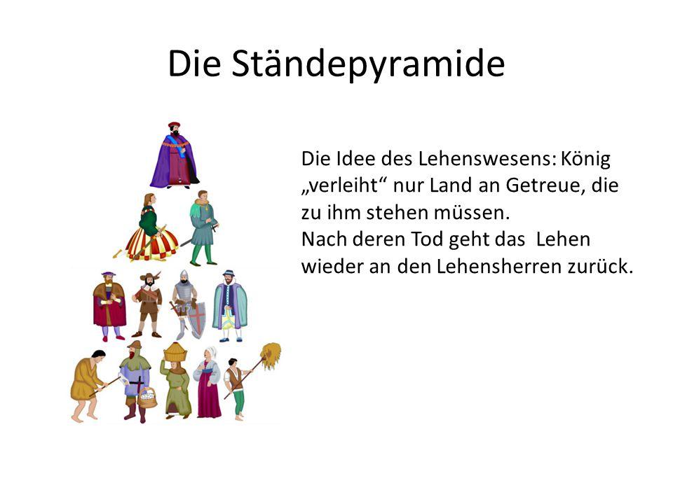 Die Ständepyramide