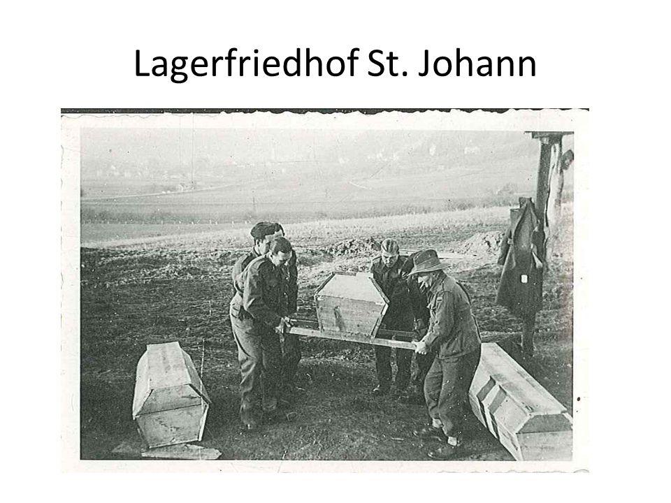 Lagerfriedhof St. Johann