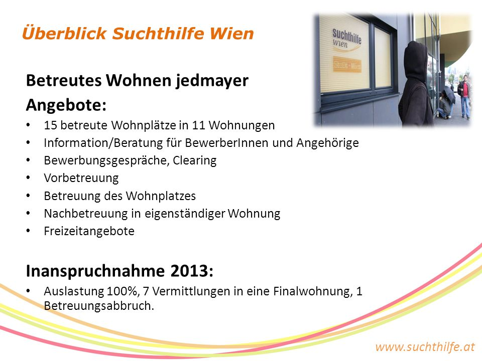 Betreutes Wohnen jedmayer Angebote: