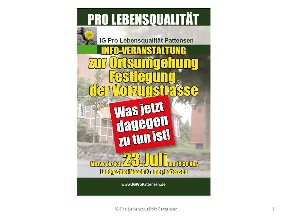IG Pro Lebensqualität Pattensen