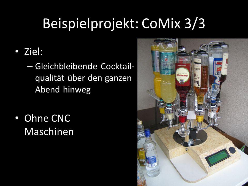 Beispielprojekt: CoMix 3/3
